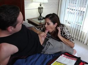 Huge-chested superstar Francesca Le..