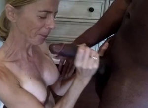 55 yr aged mature ex-wife attempted to..