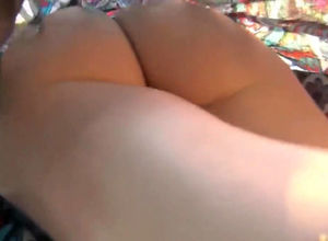lovely bootie upskirt hidden camera