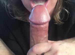 Precum and gulp