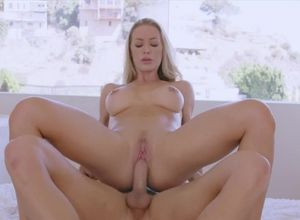 Honey Nicole Aniston surprises her..