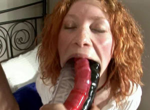 This luxurious young mega-slut is  to..