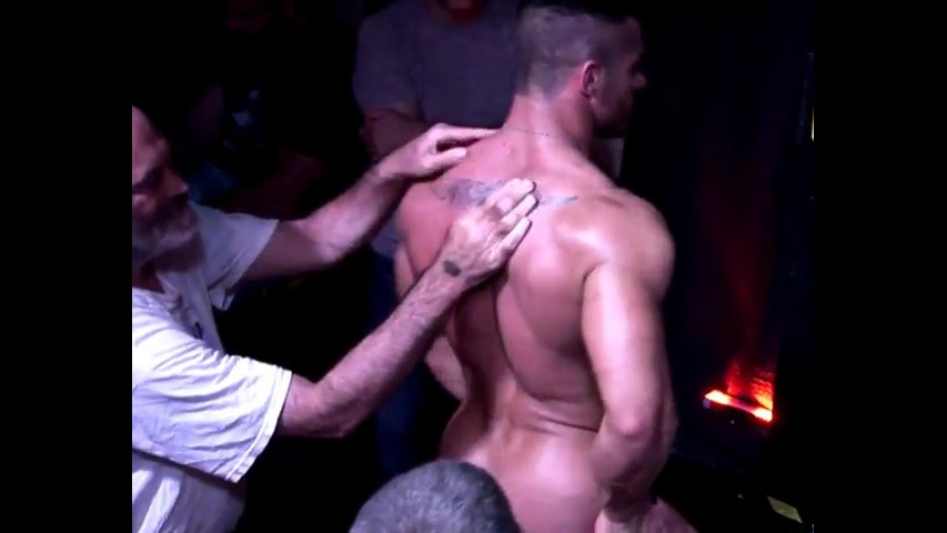 dances Striptease in well-liked queer..